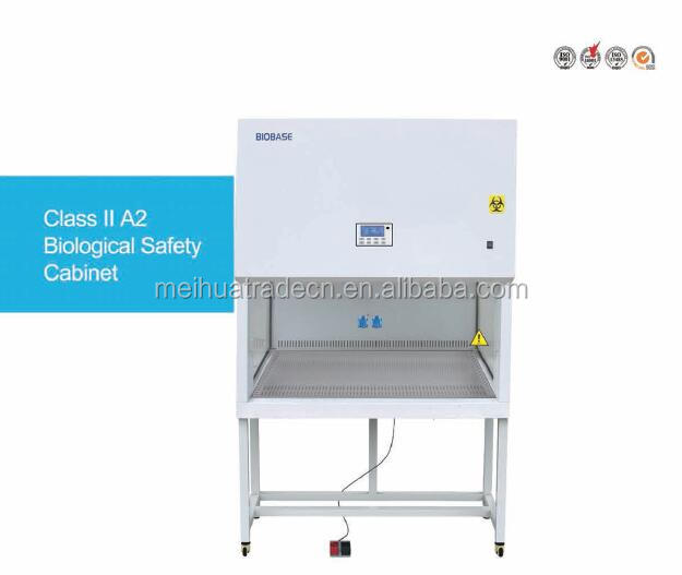 BIOBASE Laboratory New design Class100 CE/ISO Class II A2 4ft Biological Safety Cabinet