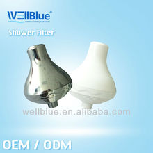 Far-infrared active stone Shower water Filter,Chlorine Free