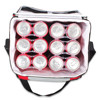 deluxe cooler lunch bag by everest / fashion high quality insulated picnic basket cooler lunch bag& wine cooler bag