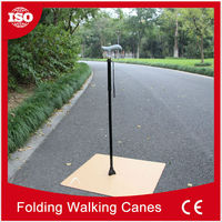 Professional manufacturer aluminum folding height baby walking aid