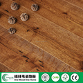 Factory direct price newest oak flooring smoked brushed engineered wood flooring for indoor usage