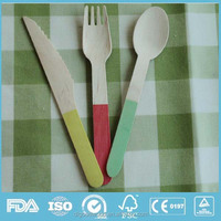 high quality strong attrative wooden utensils for wedding
