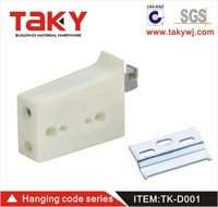 Taky furniture hardware kitchen cabinet hanger
