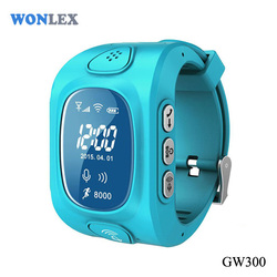 Wonlex 2015 Multi-Functional Smart Watch mobile phone gps kids wristband tracker wifi gsm sos watch phone