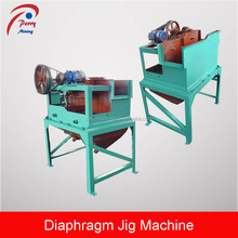 Laboratory Barite Mineral Jig Concentrator