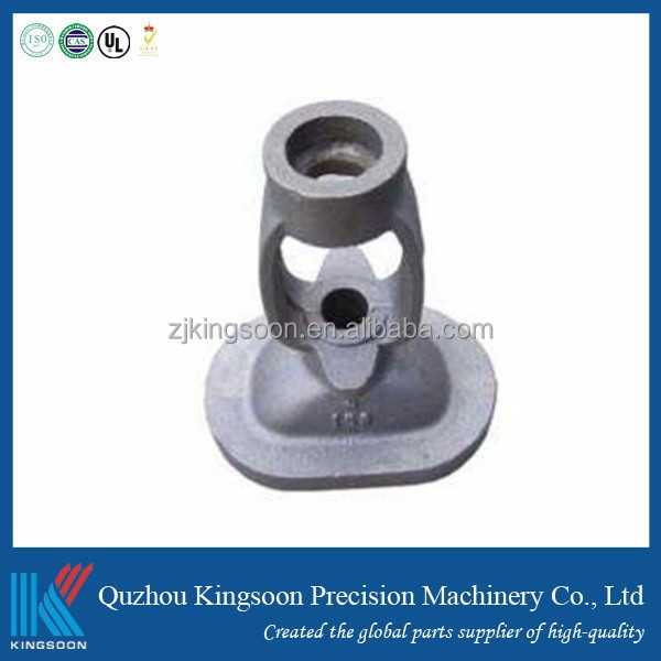 2017 Top grade Cheapest precision die casting parts metal spinning top