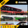 2 Axles or 3 Axles Dump Semi-trailer, dump truck trailer