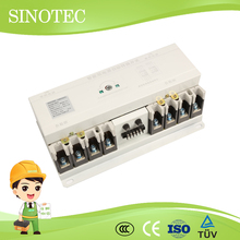 Transfer switch 4p sq1 ats 225a manual or auto transfer switch