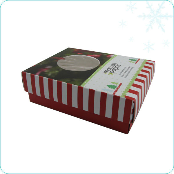 rigid gift box, simple lid and base box, cardboard gift box