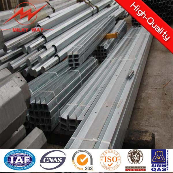 Hot Dip Galvanized c channel steel dimensions On Sale
