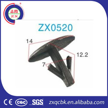 Manufacturer auto plastic clips and fastener, car spare parts, fastening clip