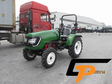 weifang CP machinery agricultural equipment tractor brand 4x4 40HP best small cheap chinese tractor