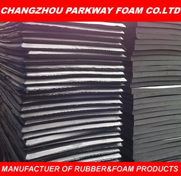 Machine shockproofing waterproof adhesive EPDM sponge rubber