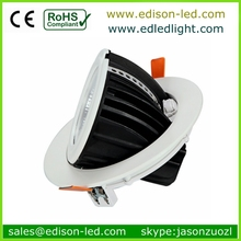 CE,RoHS Certification Down Light Fixture IP44 15W 4inch LED Down Light