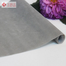 China Textile jewelry box fabric / Flocking Material