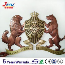 Best selling products modern crafts custom metal face sculpture