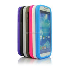 Full View Flip TPU Back Cover Case for Samsung i9100