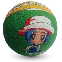 hot sale rubber basketball for kids indoor and outdoor game basketball