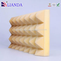 Wall stack sound proof insulation bricks, wholesale polyurethane acoustic foam, soundproofing foam for rubber wall