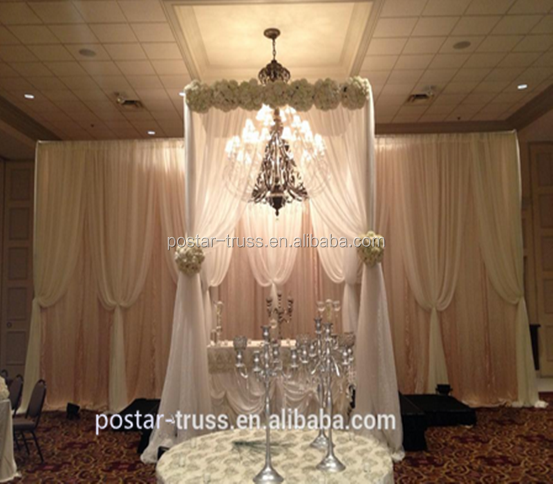 Durable used pipe and drape kits used pipe and drape curtains