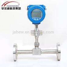 OEM CE approved compressed air thermal gas mass flow meter
