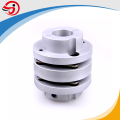 Double Disc Clamp Type Flexible shaft Coupling