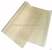 PTFE fiberglass fabric paper FDA approved BAKING MAT Oven liner