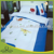 children love animal appliqued and printing qulit set