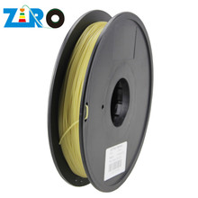 China Factory Supply Supporting Material PVA filament for FDM 3D Printer 0.5KG Spool