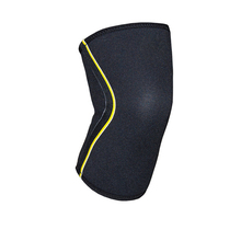 High quality hot sell neoprene knee pads support, high elastic fitness knee sleeve brace