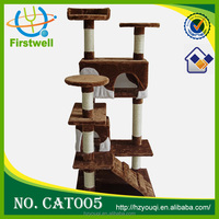 wooden cat treepet treadmill for cats simple cat tree house