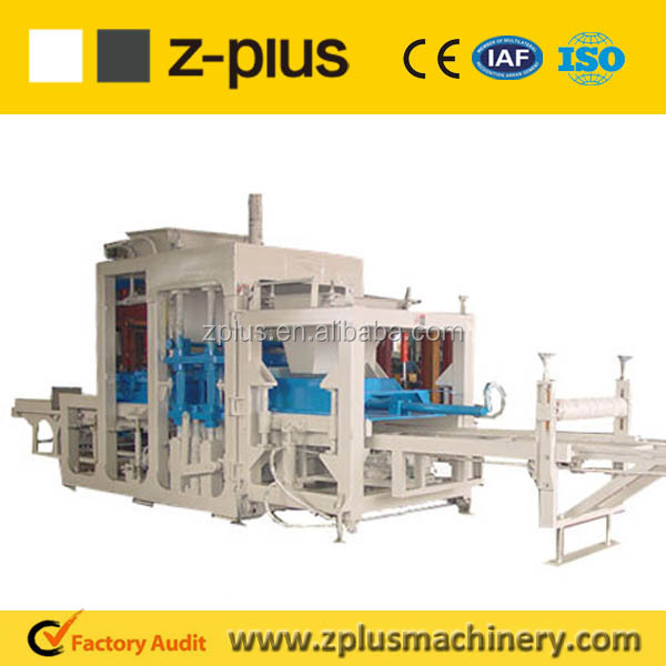 Engineering and industrial best selling QTY4-15 block making machinery