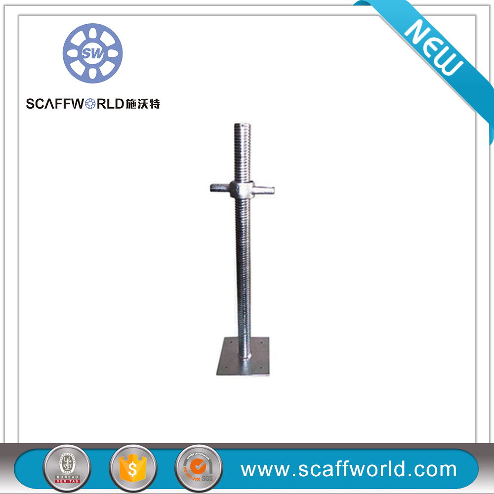 Scaffolding small screw jacks manufacturer from China