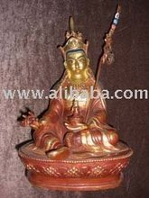 "8"" guru rimpoche craft"