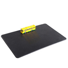 Car Anti Slip Mat Silica Gel Sticky Pad Magic Sticky Pad Mobile Phone Holder Car Dashboard Anti-slip Mat
