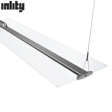 INLITY PDX30 transparent light <strong>flat</strong> LED panel lamp