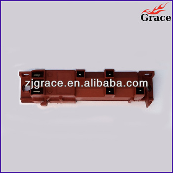 pulse igniter for gas oven and other gas appliance