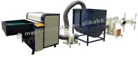 2014 hot seller Fiber carding &cushing machine for pillow on sale
