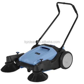 Hand Push Sweeper Machine