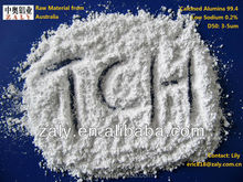 99.5% High Aluminium Oxide Low Na2O Calcined Alumina Powder
