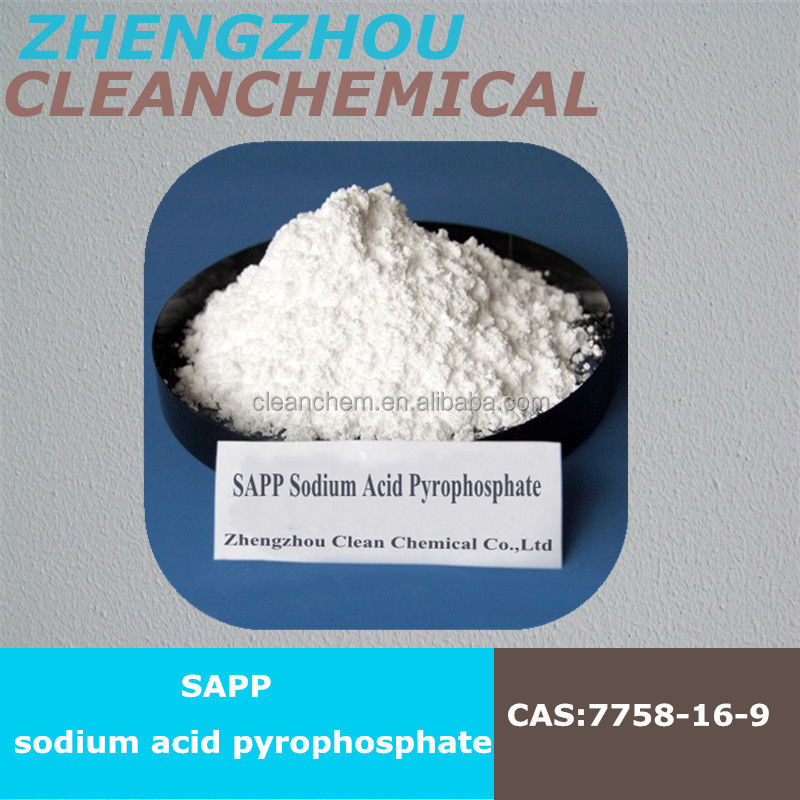 Foodchem Best Quality and Price Food Additive Sodium Acid Pyrophosphate SAPP for Food