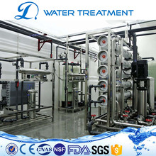 Domestic 7 stages UV RO purification automatic complete water desalination machines