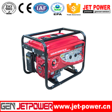 3.5kw gasoline honda generator 220v air cooled spare parts with honda GX270 engine
