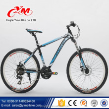 "26""Wheel Size steel frame material 21 speed Mountain Bike Manufacturer/full suspension mountain bike/bicicletas mountain bike CE"