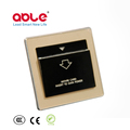 Factory direct best quality energy saving key card switch