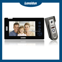 7 inch video doorbell door entry phones