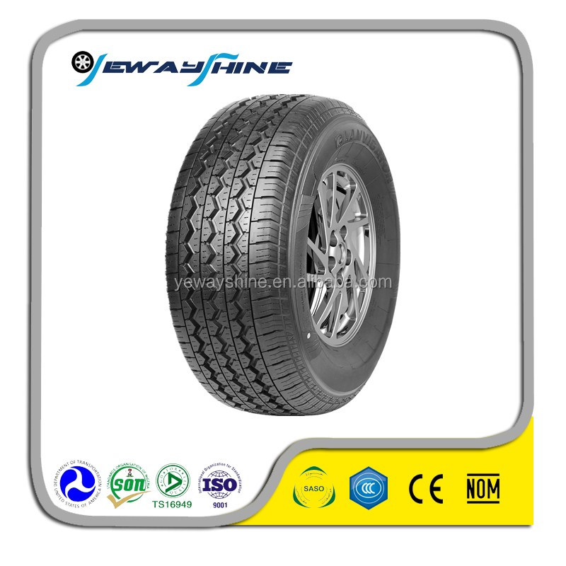 2017 Cheap Chinese New Passenger Car (PCR) Tyres For Sales
