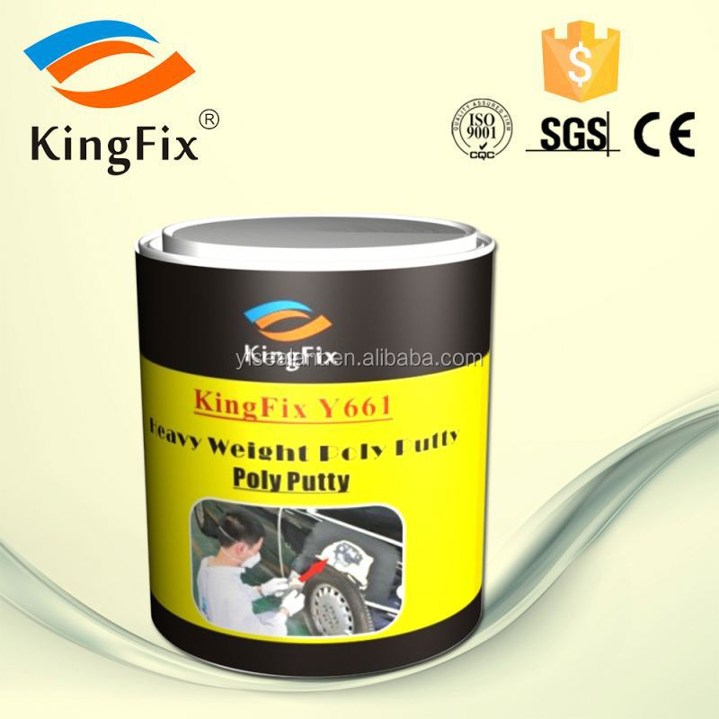 Auto Filler 1.05kgs/litre Car Body Repair Paste