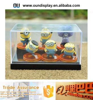 plastic lego toys display case custom acrylic anime figure display case buy figure display. Black Bedroom Furniture Sets. Home Design Ideas
