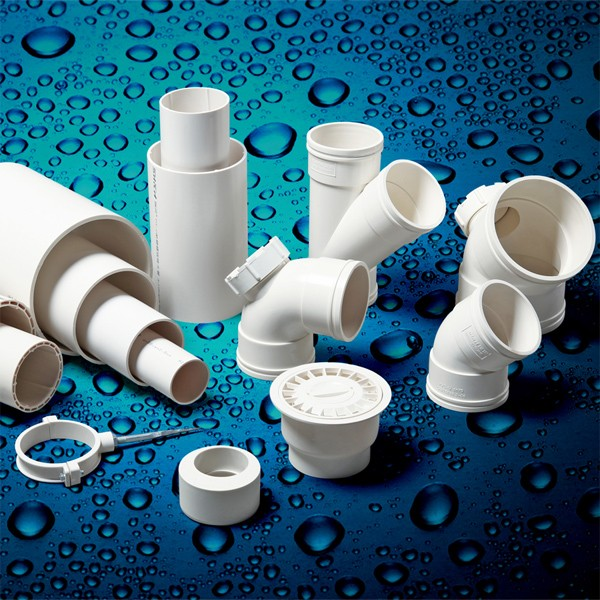 Wholesale Plastic pvc pipe for drainage and drainage system